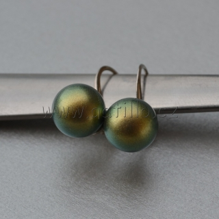 Crystal Iridescent Green Pearl